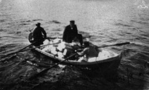 Hembrygdsföreningens transportbåt kapad